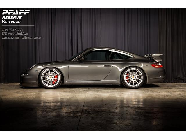 2007 Porsche 911 GT3 (Stk: VU0503) in Vancouver - Image 1 of 15