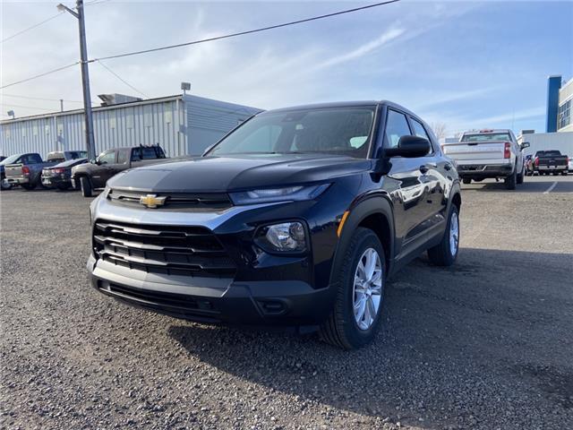 2021 Chevrolet TrailBlazer LS (Stk: M065) in Thunder Bay - Image 1 of 20