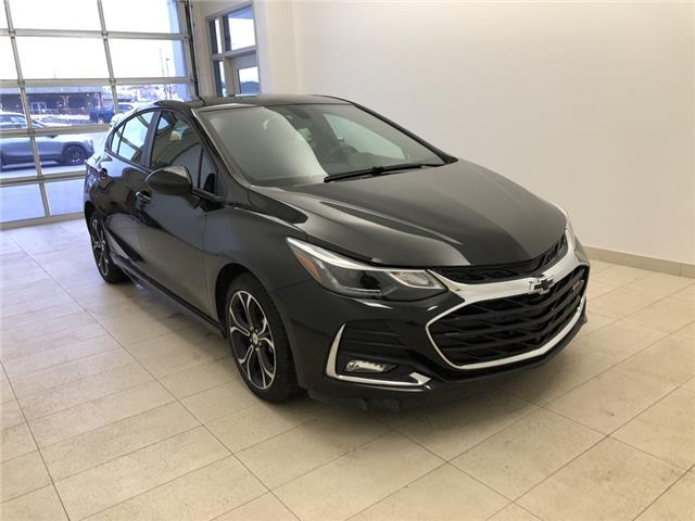 2019 Chevrolet Cruze LT (Stk: 01265A) in Sudbury - Image 1 of 12