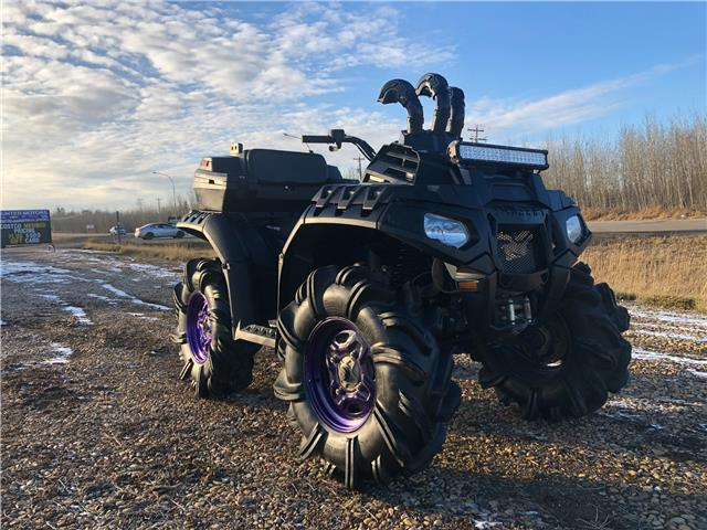 2018 Polaris SPORTSMAN  (Stk: T2107A) in Athabasca - Image 1 of 6