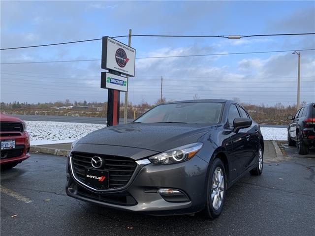 2018 Mazda Mazda3 GS (Stk: 660411) in Sudbury - Image 1 of 19