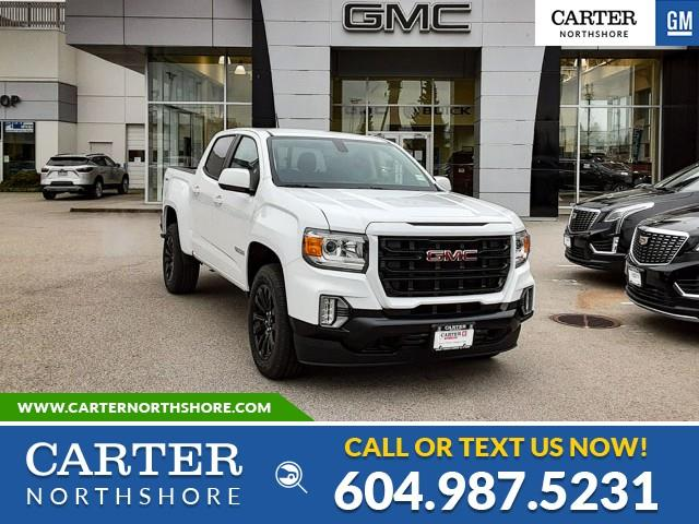 2021 GMC Canyon Elevation (Stk: 1CN8691T) in North Vancouver - Image 1 of 13