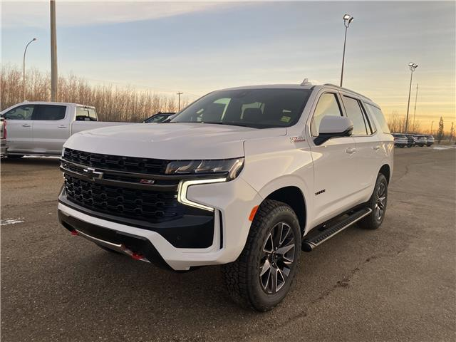 2021 Chevrolet Tahoe Z71 (Stk: T2108) in Athabasca - Image 1 of 22