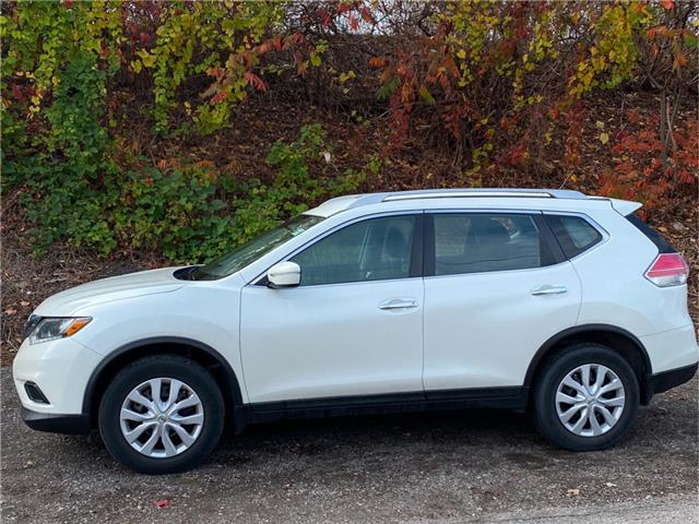 2015 Nissan Rogue  (Stk: K1124A) in London - Image 1 of 15