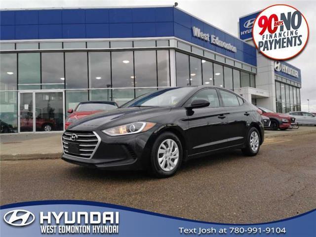 2017 Hyundai Elantra LE (Stk: E5280) in Edmonton - Image 1 of 20