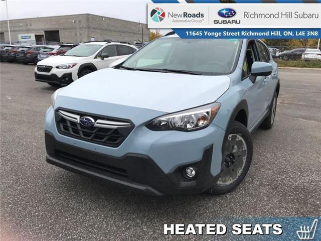 2021 Subaru Crosstrek Touring w/Eyesight (Stk: 35553) in RICHMOND HILL - Image 1 of 21