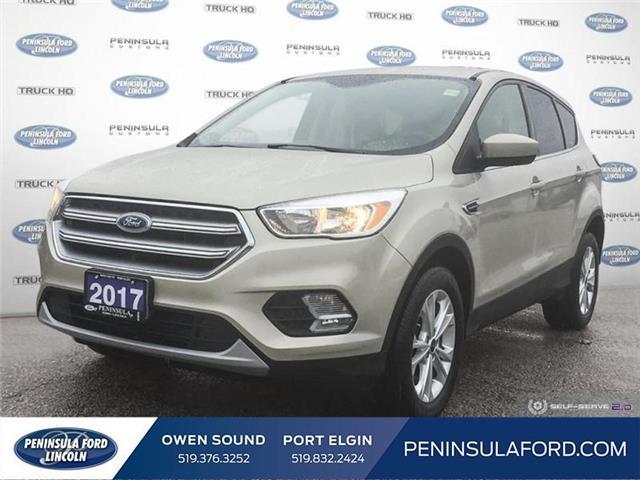 2017 Ford Escape SE (Stk: 2130) in Owen Sound - Image 1 of 25