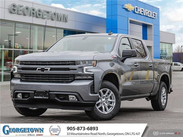 2021 Chevrolet Silverado 1500 RST (Stk: 32526) in Georgetown - Image 1 of 27