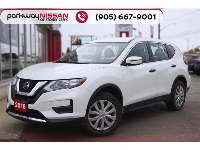 2018 Nissan Rogue S (Stk: N1638) in Hamilton - Image 1 of 20