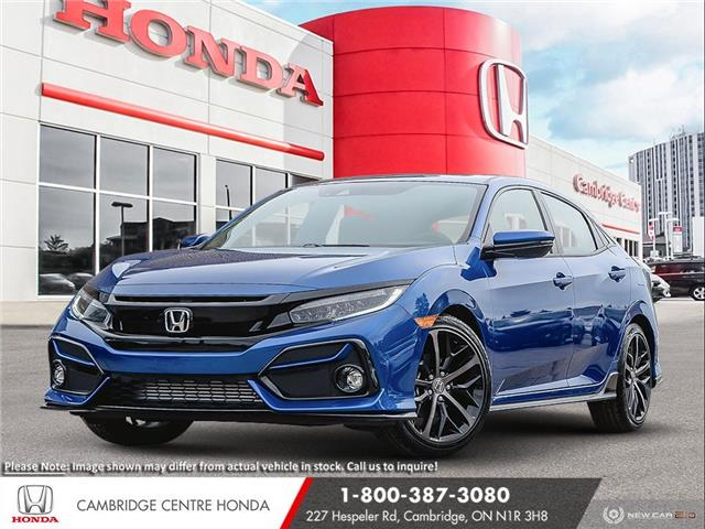 2020 Honda Civic Sport Touring (Stk: 20388) in Cambridge - Image 1 of 24