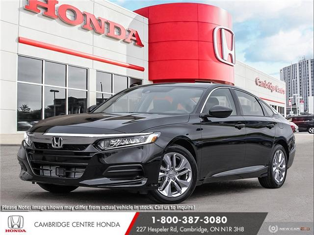 2020 Honda Accord LX 1.5T (Stk: 20903) in Cambridge - Image 1 of 24