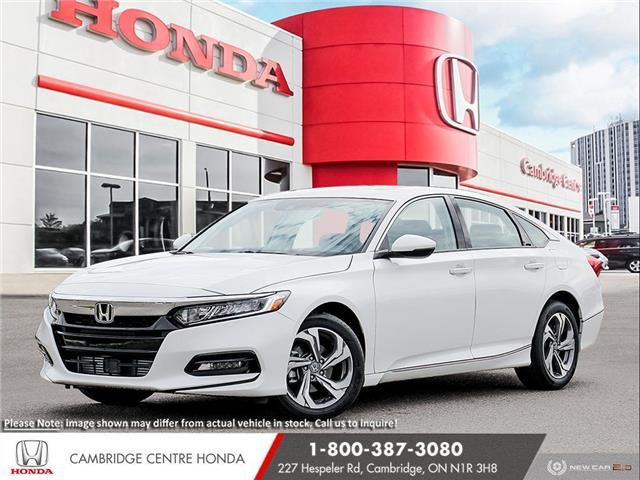 2020 Honda Accord EX-L 1.5T (Stk: 20728) in Cambridge - Image 1 of 23