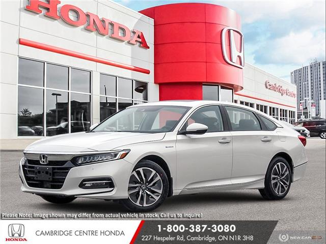 2020 Honda Accord Hybrid Touring (Stk: 20695) in Cambridge - Image 1 of 22