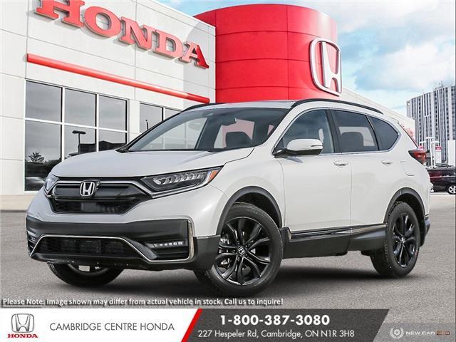 2020 Honda CR-V Black Edition (Stk: 21255) in Cambridge - Image 1 of 24