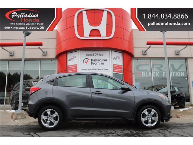 2016 Honda HR-V LX (Stk: 22186A) in Sudbury - Image 1 of 18