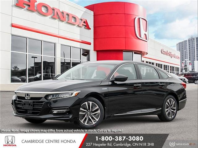 2020 Honda Accord Hybrid Touring (Stk: 20826) in Cambridge - Image 1 of 24