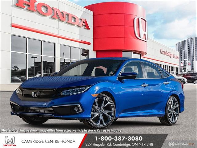 2020 Honda Civic Touring (Stk: 20746) in Cambridge - Image 1 of 24