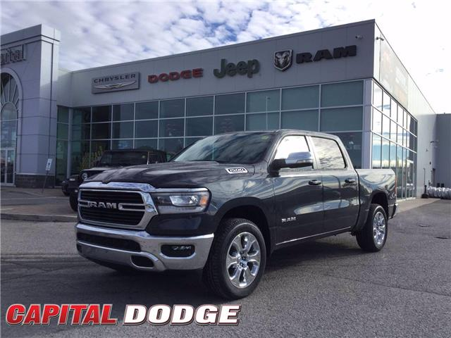 2021 RAM 1500 Big Horn (Stk: M00052) in Kanata - Image 1 of 26