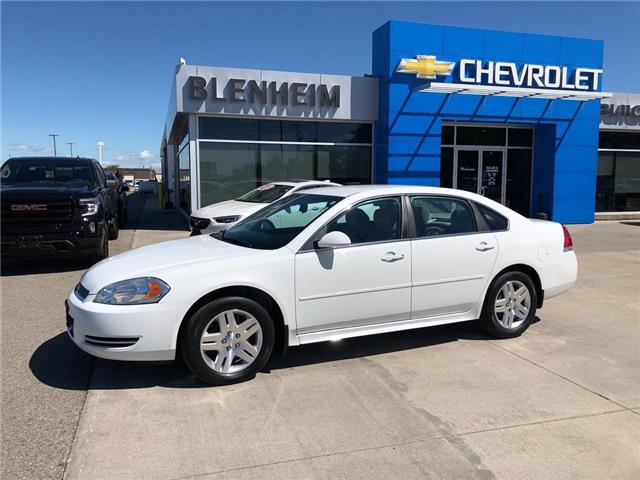 2013 Chevrolet Impala LT (Stk: 0B035B) in Blenheim - Image 1 of 17