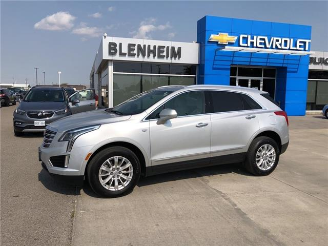 2018 Cadillac XT5 Base (Stk: 0B082A) in Blenheim - Image 1 of 20