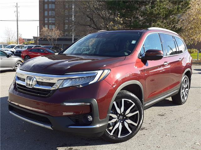2021 Honda Pilot Touring 7P (Stk: 21-0014) in Ottawa - Image 1 of 28