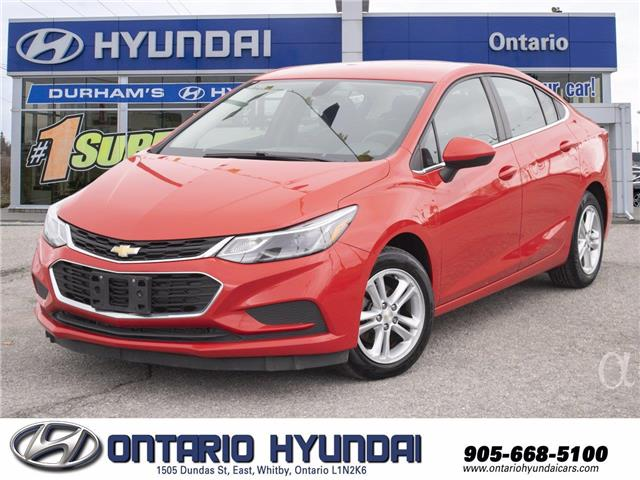 2017 Chevrolet Cruze LT Auto (Stk: 05678K) in Whitby - Image 1 of 18