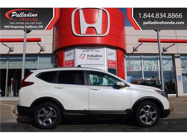 2017 Honda CR-V EX-L (Stk: 22440B) in Greater Sudbury - Image 1 of 22