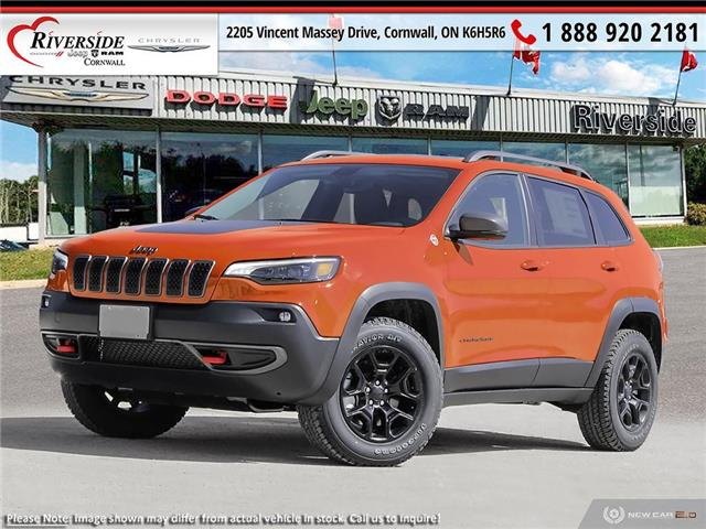 2021 Jeep Cherokee Trailhawk (Stk: N21020) in Cornwall - Image 1 of 23