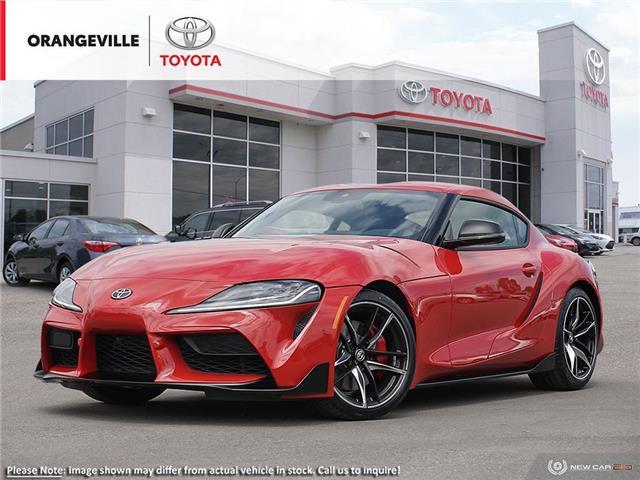 2021 Toyota GR Supra 3.0 Premium (Stk: 21015) in Orangeville - Image 1 of 23