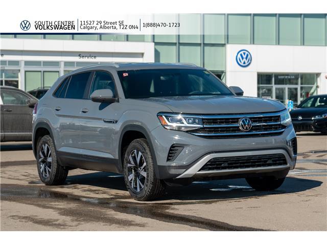 2020 Volkswagen Atlas Cross Sport 2.0 TSI Trendline (Stk: 00219) in Calgary - Image 1 of 40