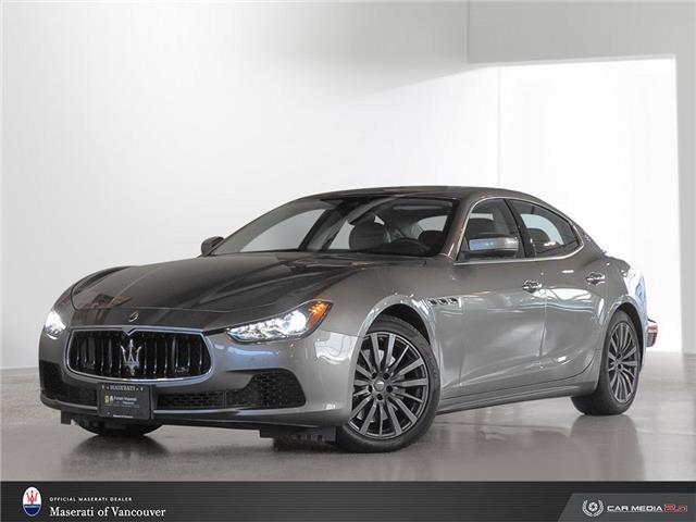 2017 Maserati Ghibli S Q4 (Stk: U0460B) in Vancouver - Image 1 of 30