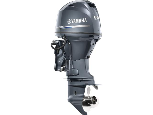 2020 Yamaha Outboard 60 4 Stroke  (Stk: OB100) in Canefield - Image 1 of 1