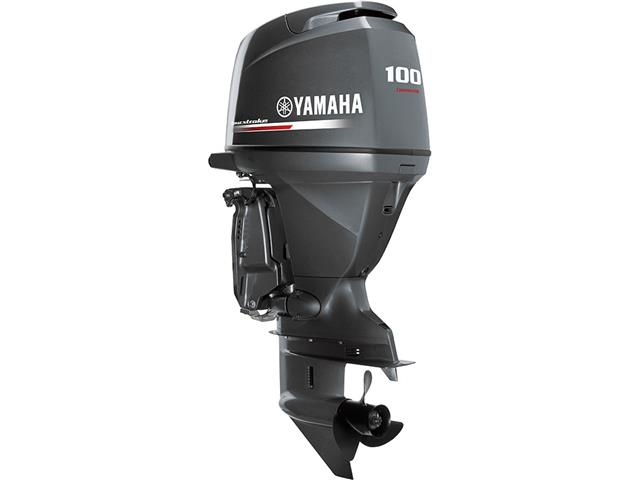 2020 Yamaha Outboard 100 4 Stroke  (Stk: OB101) in Canefield - Image 1 of 1