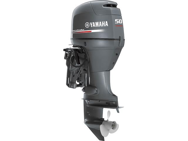 2020 Yamaha Outboard 50 4 stroke  (Stk: OB95) in Canefield - Image 1 of 1