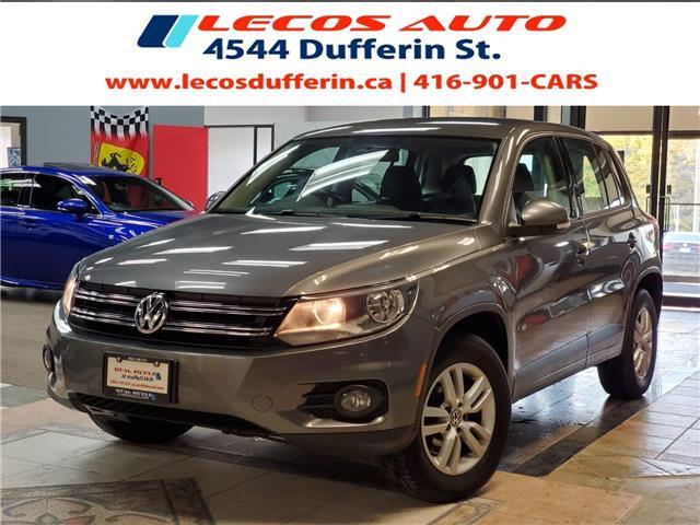 2013 Volkswagen Tiguan 2.0 TSI Trendline (Stk: 019943) in Toronto - Image 1 of 17