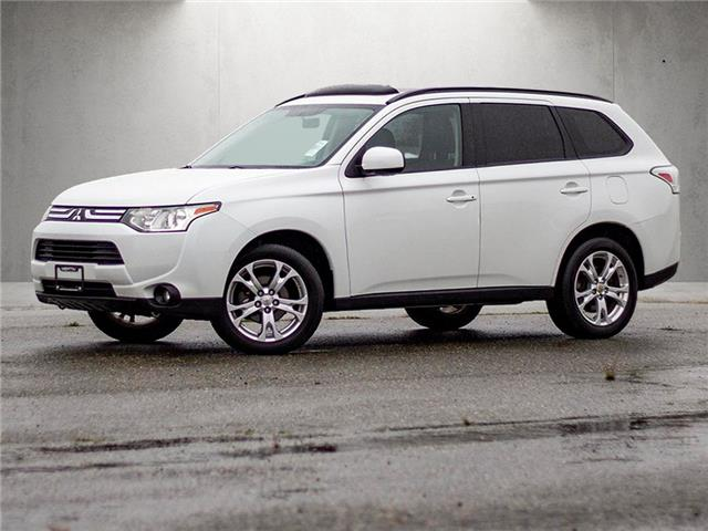 2014 Mitsubishi Outlander ES (Stk: H20-0080A) in Chilliwack - Image 1 of 18