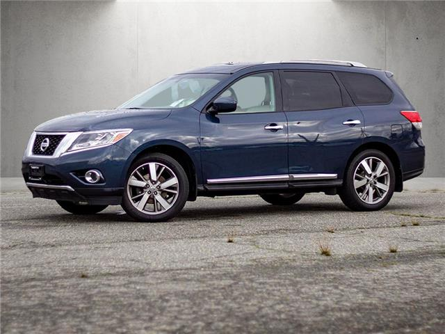 2013 Nissan Pathfinder  (Stk: N09-1666A) in Chilliwack - Image 1 of 21