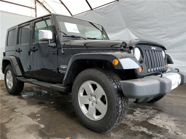 2010 Jeep Wrangler Unlimited Sahara (Stk: I1915372) in Thunder Bay - Image 1 of 12