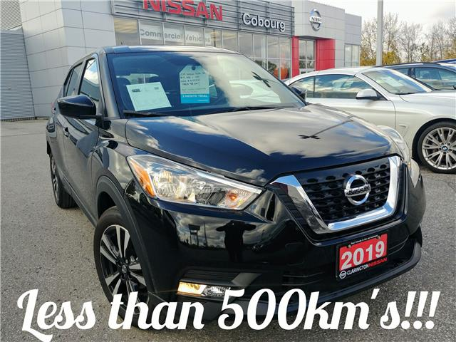 2019 Nissan Kicks SV (Stk: CKL521743) in Cobourg - Image 1 of 1