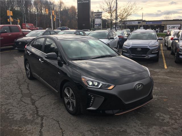 2019 Hyundai Ioniq EV Ultimate (Stk: P3562) in Ottawa - Image 1 of 23