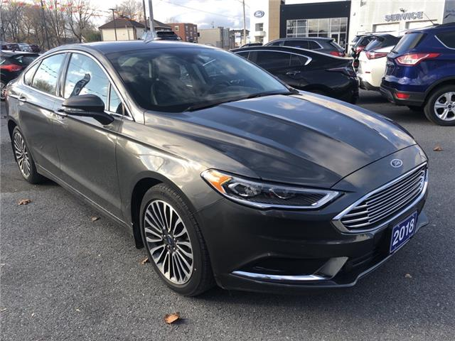 2018 Ford Fusion SE (Stk: 20356A) in Cornwall - Image 1 of 27