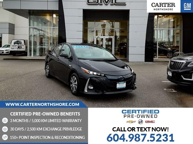 2020 Toyota Prius Prime Upgrade (Stk: R92751) in North Vancouver - Image 1 of 28