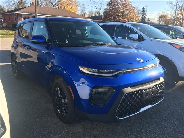 2021 Kia Soul  (Stk: K21090) in Listowel - Image 1 of 9