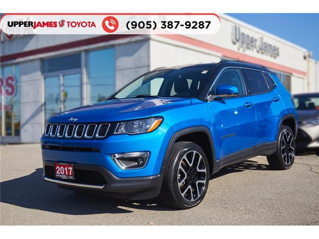 2017 Jeep Compass Limited (Stk: 90585) in Hamilton - Image 1 of 25