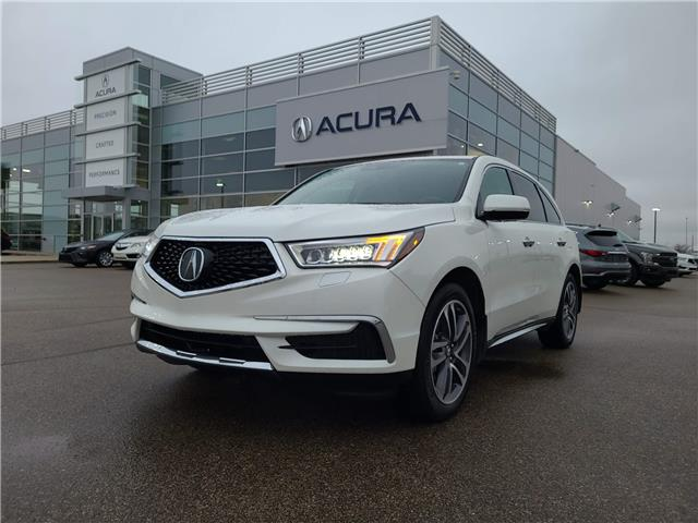 2018 Acura MDX Technology Package (Stk: A4296) in Saskatoon - Image 1 of 20