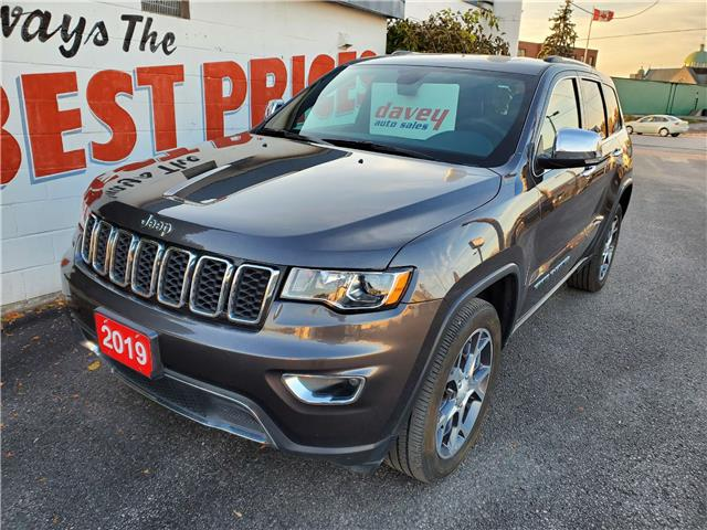2019 Jeep Grand Cherokee Limited (Stk: 20-545) in Oshawa - Image 1 of 16