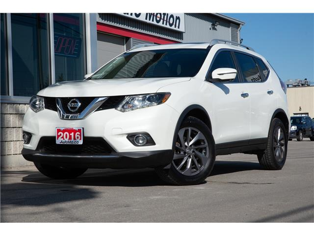 2016 Nissan Rogue  (Stk: 20990) in Chatham - Image 1 of 26