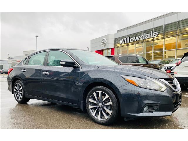 2016 Nissan Altima 2.5 SL Tech (Stk: N999A) in Thornhill - Image 1 of 20