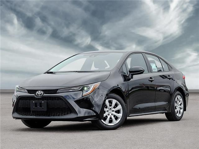 2020 Toyota Corolla LE (Stk: 20CR781) in Georgetown - Image 1 of 23