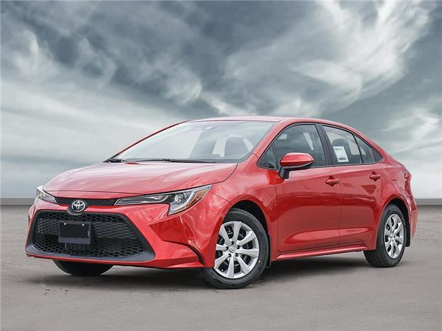 2021 Toyota Corolla LE (Stk: 21CR057) in Georgetown - Image 1 of 23